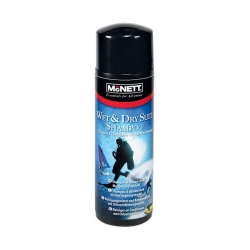 Wet/Dry Suit Shampoo Tauchanzüge 250ml McNett