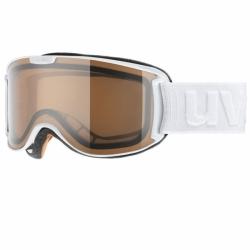 Skyper Pola White Mat Schneebrille Uvex