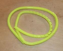 Spiralschutz für HD und ND Schlauch 130cm Gelb