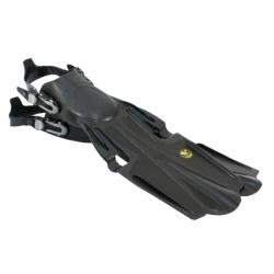 Sports Fin Geräteflossen von Poseidon in Schwarz