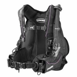 Ultralight leichtes Damen Tarierjacket 2kg von Cressi Sub gebraucht