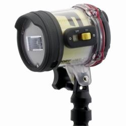RIFF Blitz UWB-20 incl. 30cm Flexarm/Schiene/Lichtkabel/Diffusor