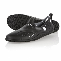 Badeschuhe Zampa rutschfeste Wasserschuhe unisex schwarz Speedo