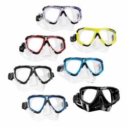 Zoom Taucherbrille mit Korrektur Scubapro