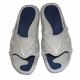 Pool Schuhe Badelatschen Aquafeel Grau Blau