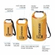 Dry Bag Trockentasche Orange Cressi 10-20 Liter